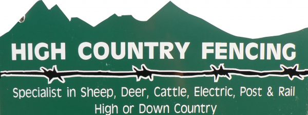 High Country Fencing